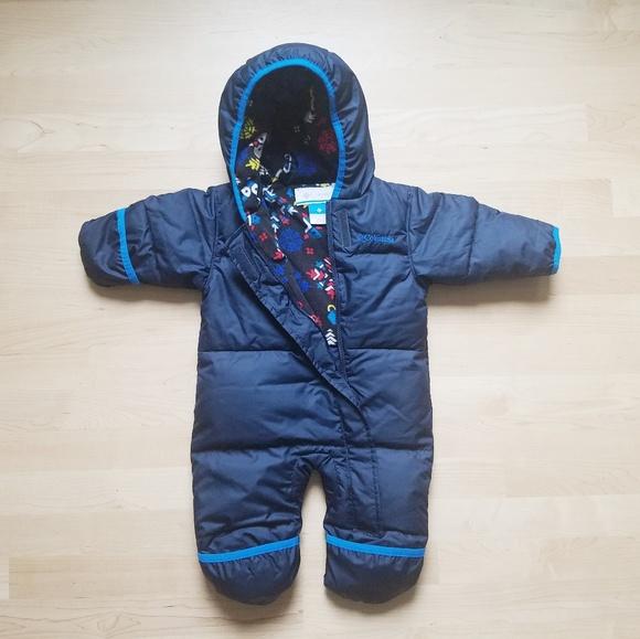 a05d97a38 Columbia One Pieces | Down Fleece Lined Snowsuit | Poshmark